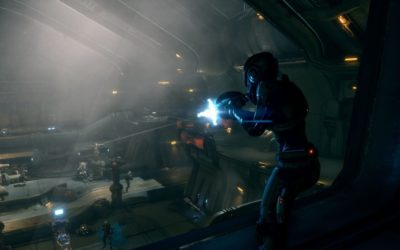 MASS EFFECT: ANDROMEDA Slightly Narrows Release Date…New Footage Coming At CES