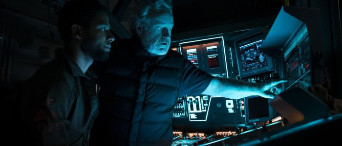 'Alien: Covenant' Photos: Everyone Looks Terrified