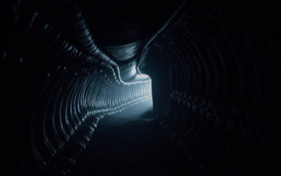Another New Pic For Alien: Covenant Invites You Down A Dark Corridor