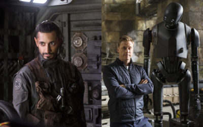Interview with Alan Tudyk and Riz Ahmed on Rogue One