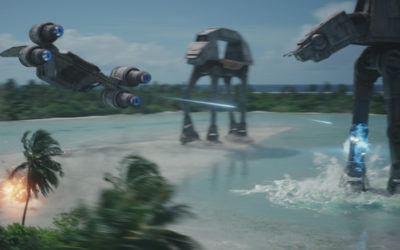 Rogue One: A Star Wars Story Opens to $29 Million on Thursday