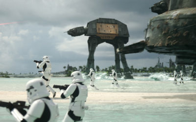 Rogue One Blasts Off with a $71 Million First Day