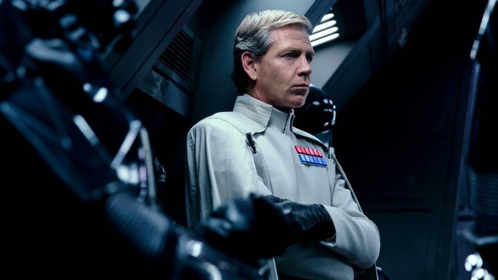 "According to Ben Mendelsohn There Are ""Enormously Different"" Versions of STAR WARS: ROGUE ONE"