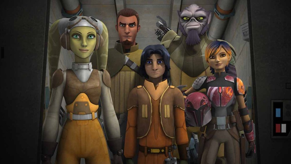 Big STAR WARS REBELS Character Easter Egg Confirmed To Be In ROGUE ONE