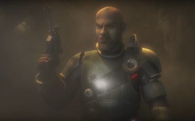 First Footage of Saw Gerrera in STAR WARS REBELS and Forest Whitaker Is Excited to Be Back