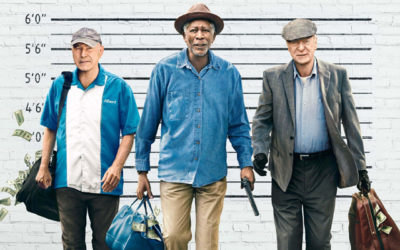 Freeman, Caine and Arkin in the Going in Style Trailer and Poster