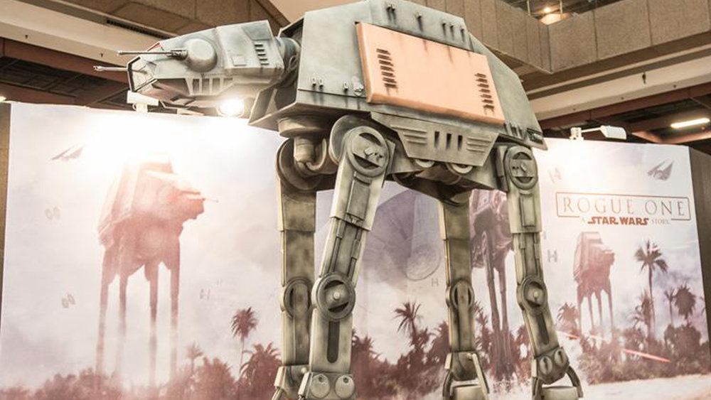 Owning This Insanely Tall AT-ACT Will Leave No Doubts About Your STAR WARS Fandom