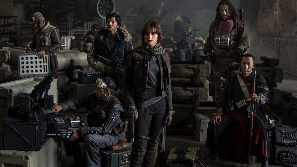 Review: Disney and Lucasfilm Play It Safe with ROGUE ONE: A STAR WARS STORY