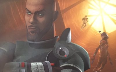 ROGUE ONE Character Saw Gerrera Is Coming to STAR WARS REBELS