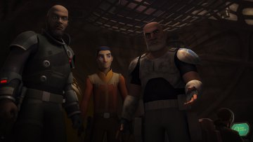 Star Wars Rebels season 3 mid-season trailer