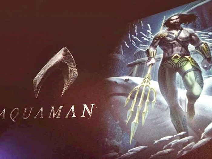 Aquaman Video Game Concept Art