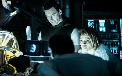 New ALIEN: COVENANT Photo Gives Another Look at Michael Fassbender's Walter