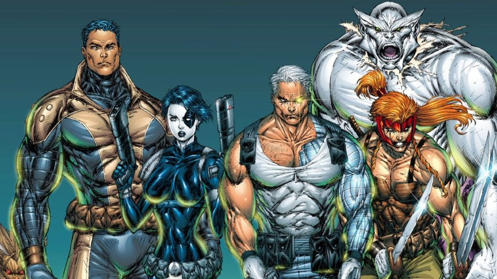 DEADPOOL Creator Rob Liefeld Teams Up With Akiva Goldsman to Develop EXTREME UNIVERSE Films