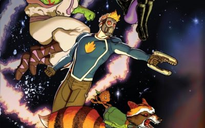 First Look and Details on Marvel Comics' ALL NEW GUARDIANS OF THE GALAXY