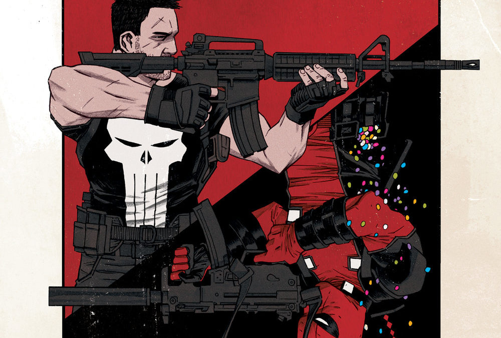 Marvel Comics Announces DEADPOOL VS. THE PUNISHER Series