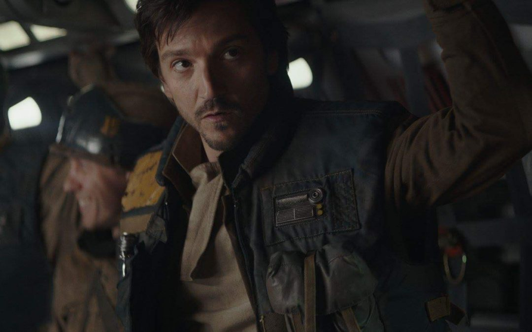 Will We See Cassian Andor in Han Solo? Watch Diego Luna's Suspicious Response