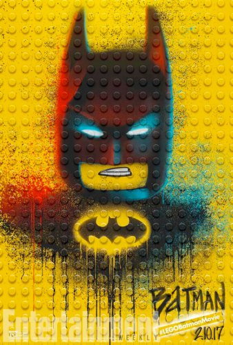 The LEGO Batman Movie - Batman Poster