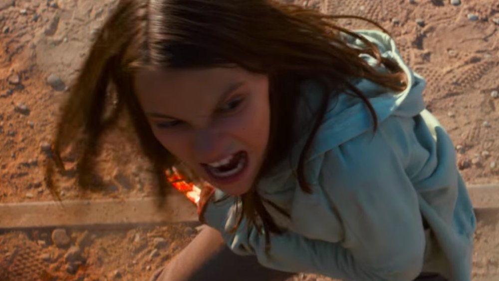 Watch X-23 Violently Slice Up Some Bad Guys in Awesome New LOGAN Trailer