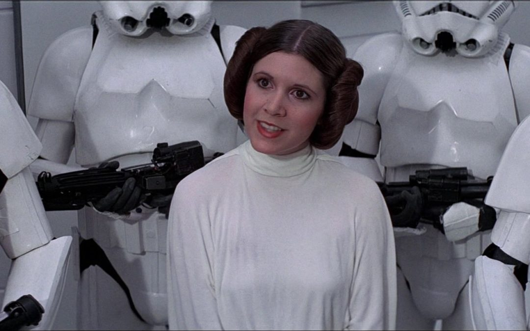 Star Wars Bits: Carrie Fisher Tributes, a Handmade Stormtrooper Doll, and Rachel Talalay Wants to Direct a 'Star Wars' Movie