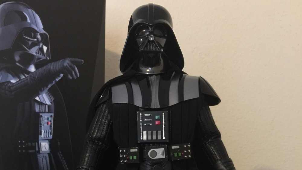 STAR WARS: ROGUE ONE Darth Vader Sideshow Collectibles Action Figure Review