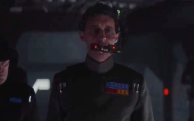 Watch How They Pulled Off the Digital Creation of Grand Moff Tarkin in ROGUE ONE