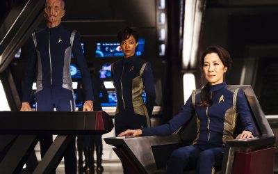 CBS releases first official Star Trek Discovery trailer with 15 episodes