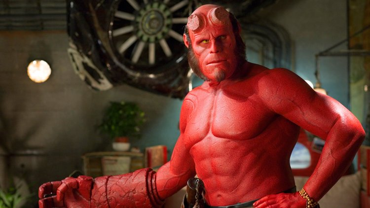 Hellboy Reboot Announced Without Ron Perlman
