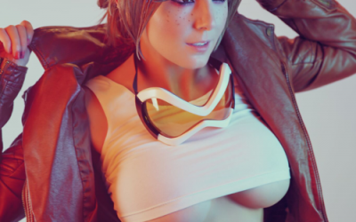 Our Top 10- Sexiest Jessica Nigri Pictures of 2017 [so far]