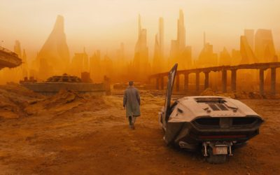 Watch the official Blade Runner 2049 Trailer