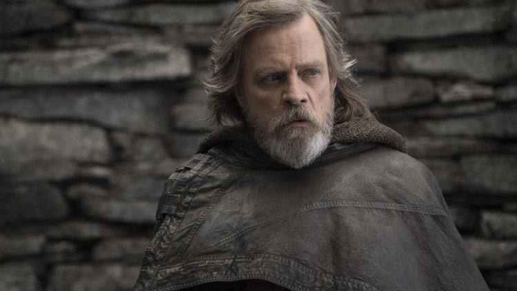 Mark Hammill still stands by his comments – Last Jedi Luke not HIS Luke