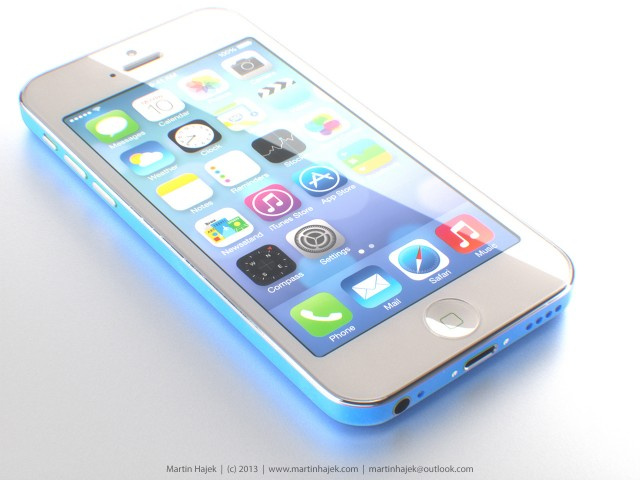 Please let this be the Budget iPhone 5