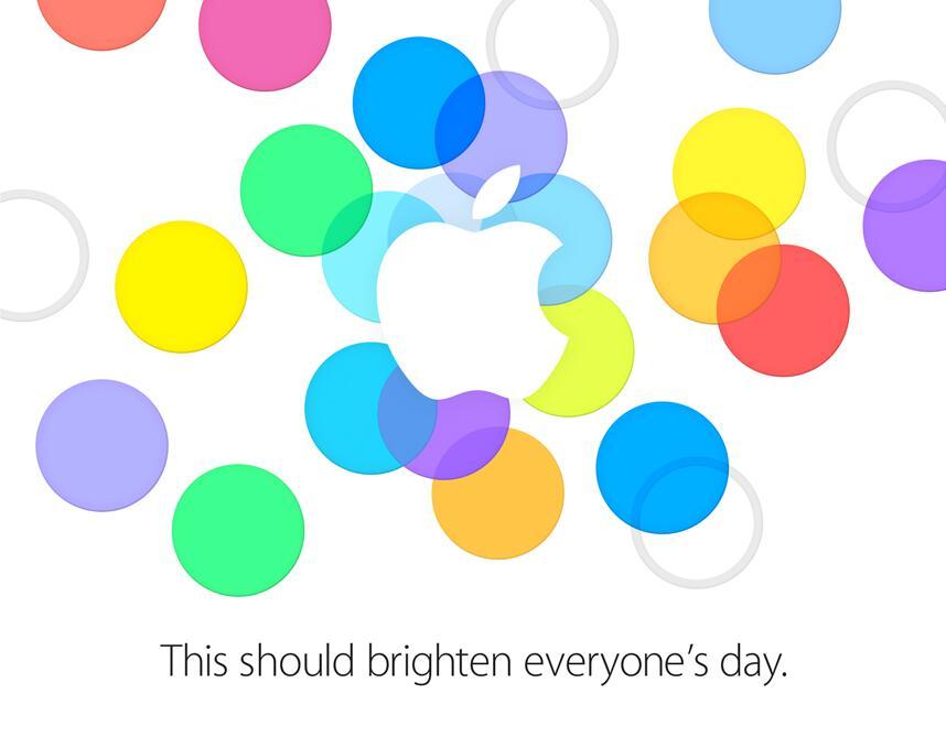 Apple invites sent for September 10 event