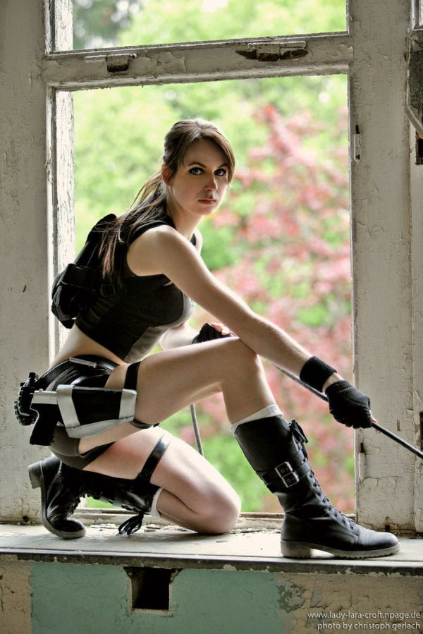 Lara Croft Cosplay By Octokuro Digital Playground 1