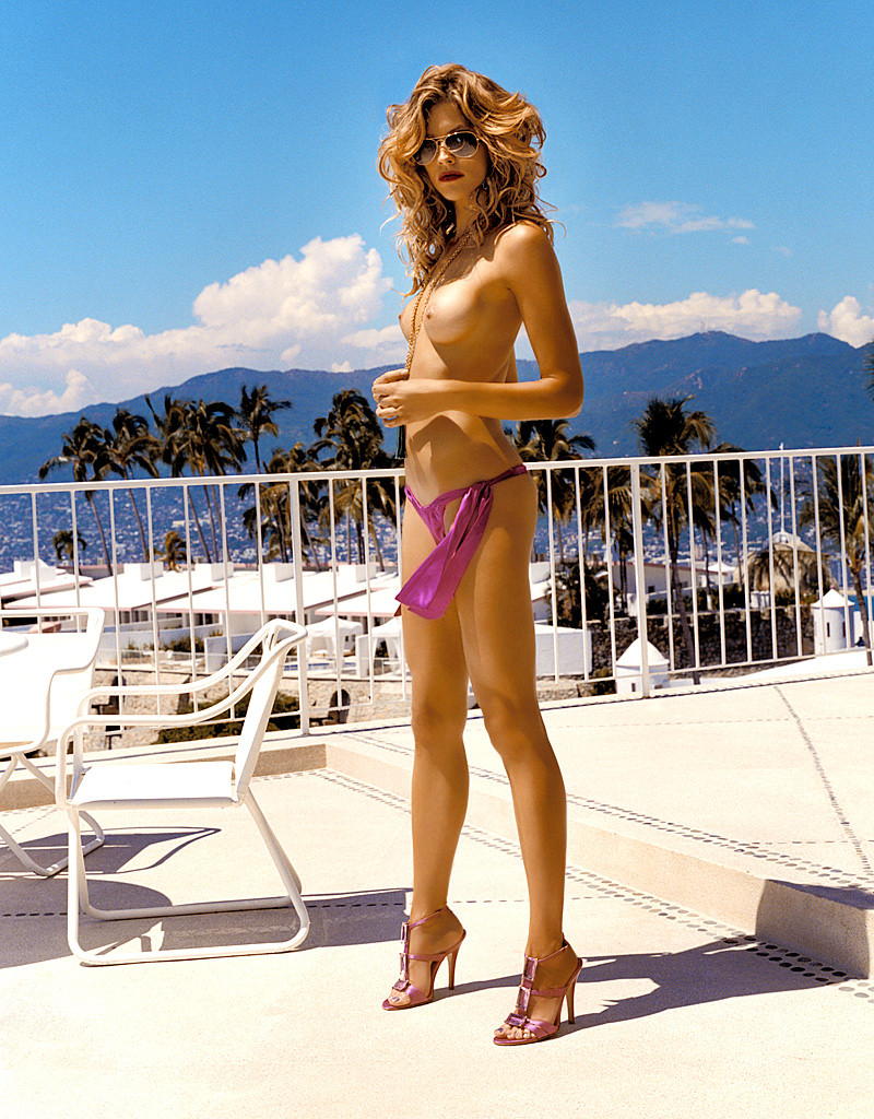 Tricia helfer fucking nude and