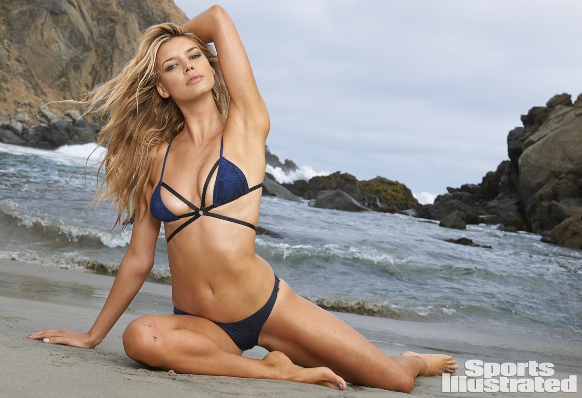 24 Stunning Sexy Kelly Rohrbach Swimsuit 2015 High Res