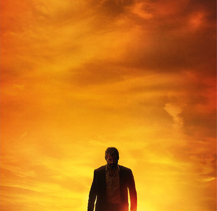 "Hugh Jackman Reveals a New Poster for LOGAN – ""Sunset"""