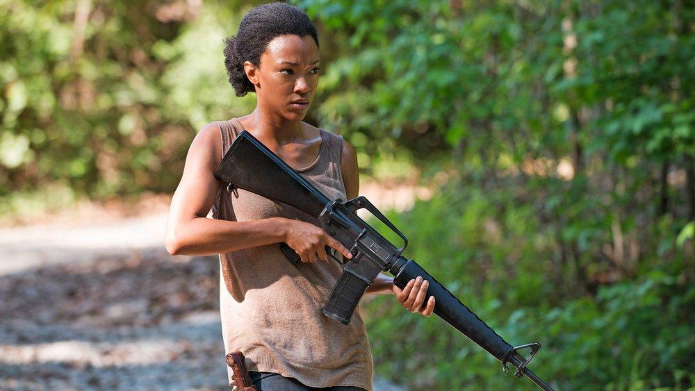 WALKING DEAD Star Sonequa Martin-Green Lands Lead Role in STAR TREK: DISCOVERY