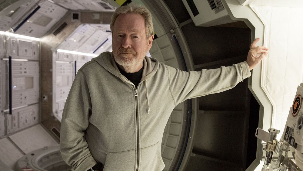 Ridley Scott Explains Why He'll Never Make a Superhero Movie and Says Today's Cinema Is Bad